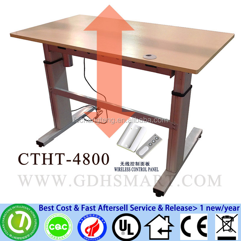 Moscow furniture&Istanbul furniture& Paris furniture adjustable height office desk adjustable computer desk frame