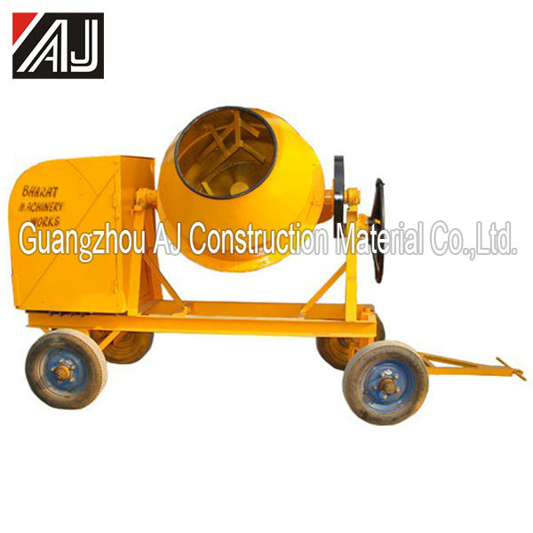 Hot Sale Congo!!! Diesel Small Portable Concrete Mixer, Guangzhou Manufacturer