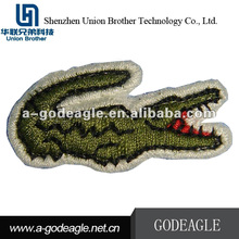 China Wholesale Custom plain embroidery patch