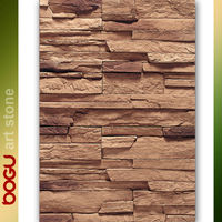stone decorative wall foam tile