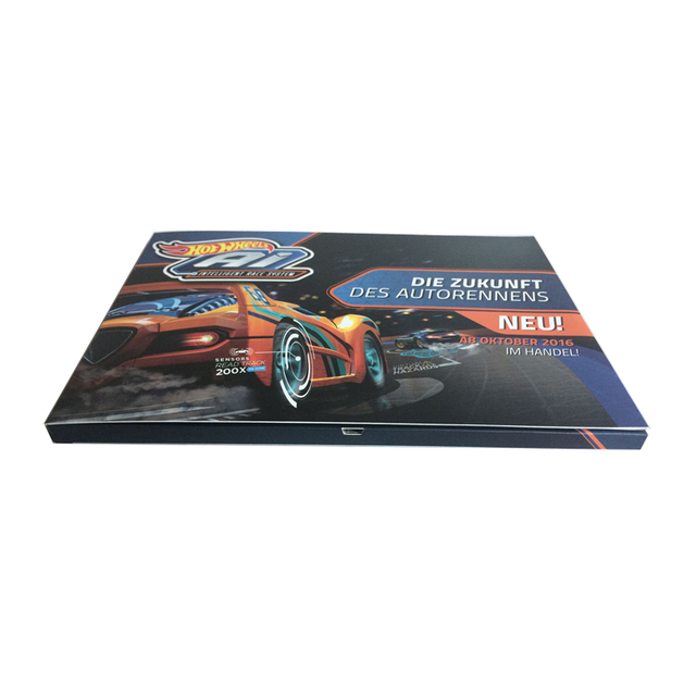 4.3 Inch Direct Mail LCD Video Mailer With Customized Printing