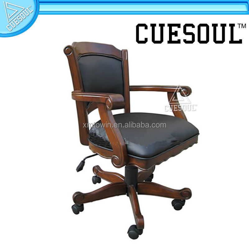 Cuesoul All solid wood office computer chair,Office chair swivel chair lift