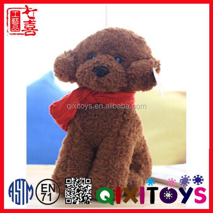 christmas animated electronic plush toys xmas plush dog toy singing dog musical plush toy