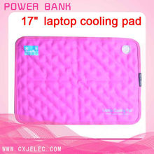 fashional laptop cooling pad and bag at low price