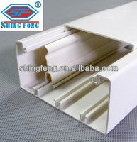2013 Hot Sale 3 Way PVC Compartment Trunking