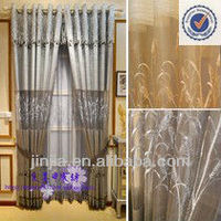 2016 New Fashion New design European Style Luxury window curtain fabric