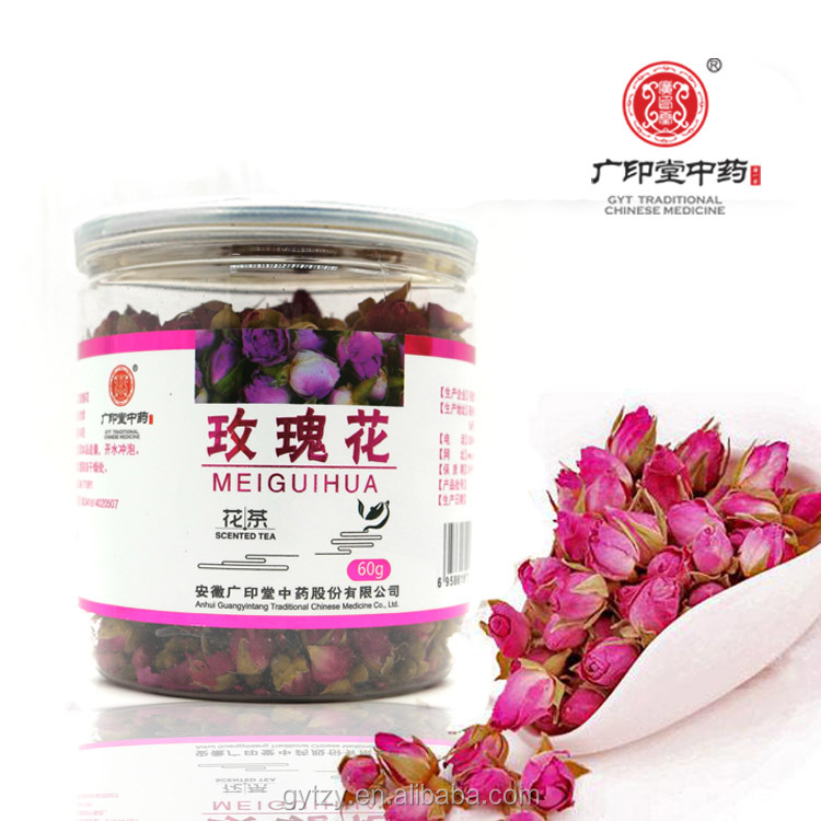 Chinese Herbal Pieces for Dried Rose