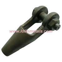 OEM Alloy Steel Casting Socket