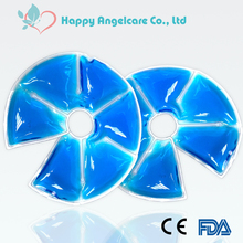 Best selling hot Chinese products freezer use breast gel cooling pad