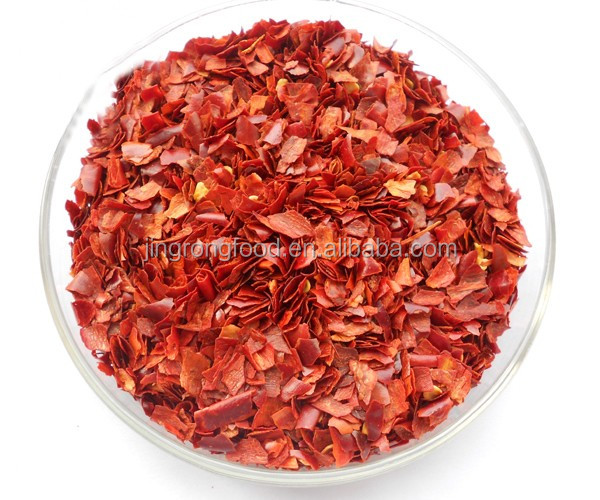 Spicy Red Dried Chili Pepper Ring with seedless
