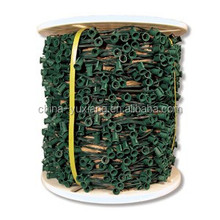 "LED String Lights C7/C9 1000' Spool Green Wire 12"" Spacing 7-Amp of China supplier & manufacture"