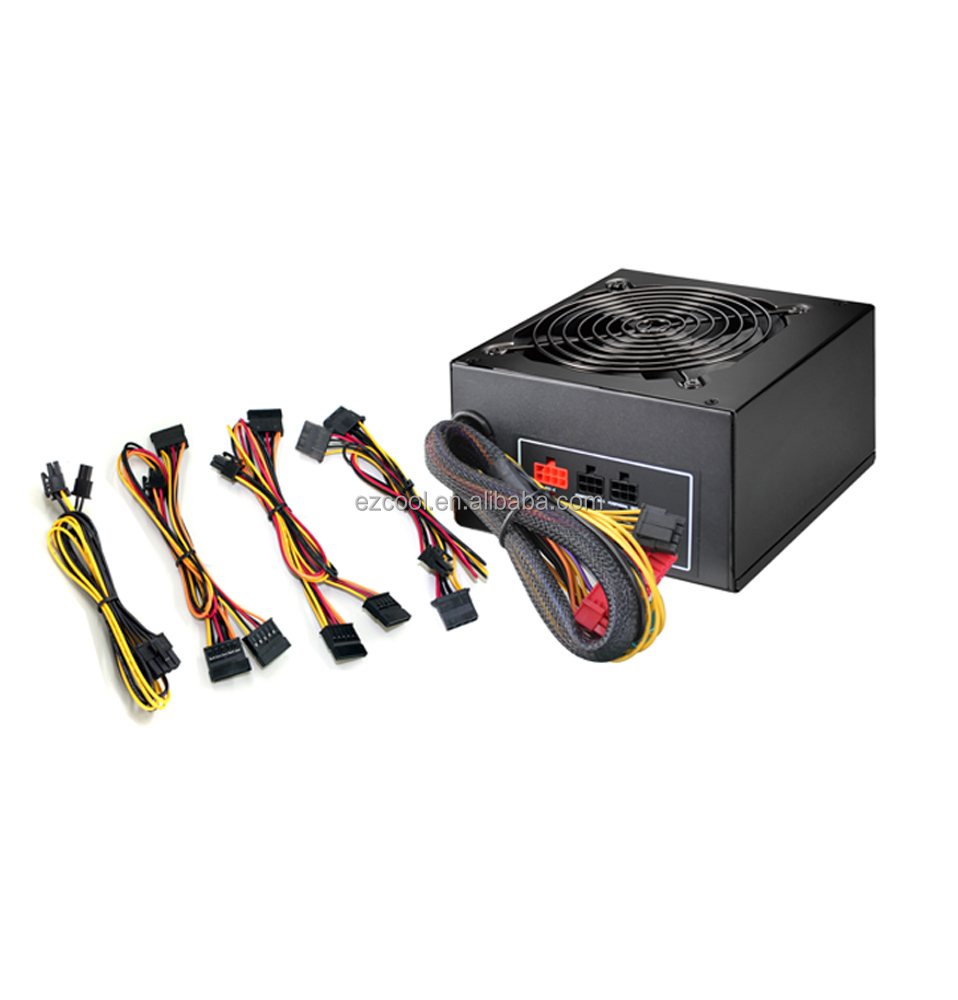 ATX 500w 12V Power Supply 120mm Fan PC Power Supply Computer