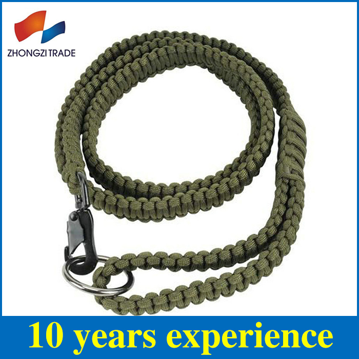 Wholesale Nylon Pet Collar and Leash With Metal Buckle