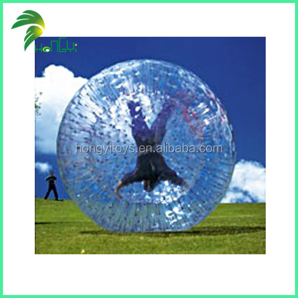 Famous Brand Exquisite Workmanship Zorb Ball For Bowling