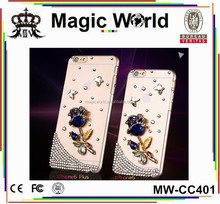 2014 luxury brand bling diamond phone case for iphone 5 5s