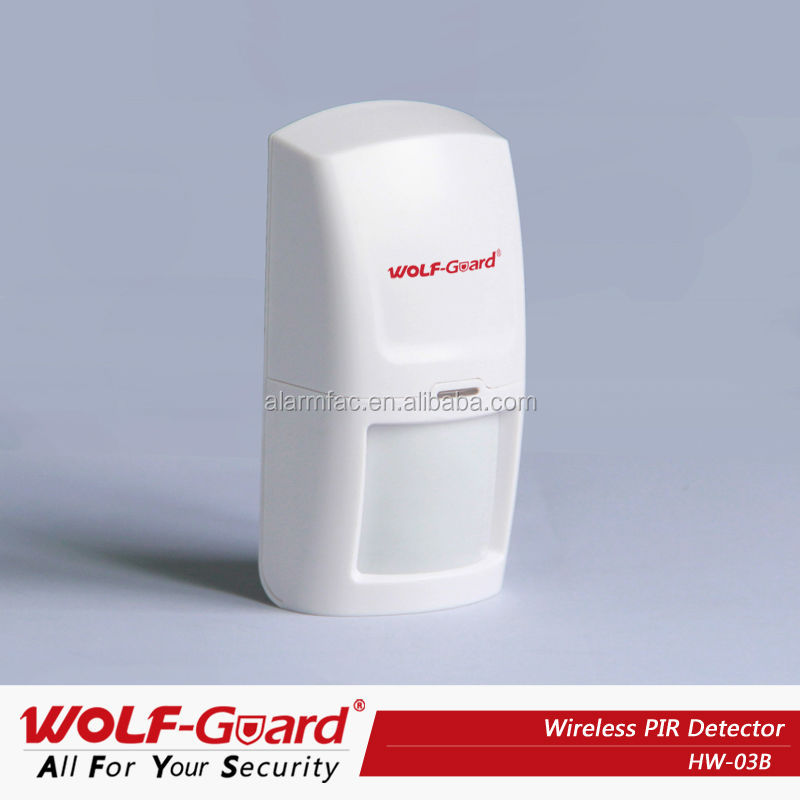 China ODM/OEM!! Wireless infrared beam detector mini PIR motion sensor HW-03D