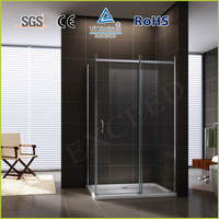 Simple sliding shower room EX-808