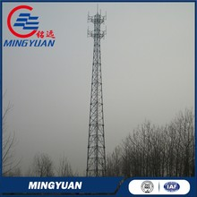 telecom tower discount three tube telecom steel tower