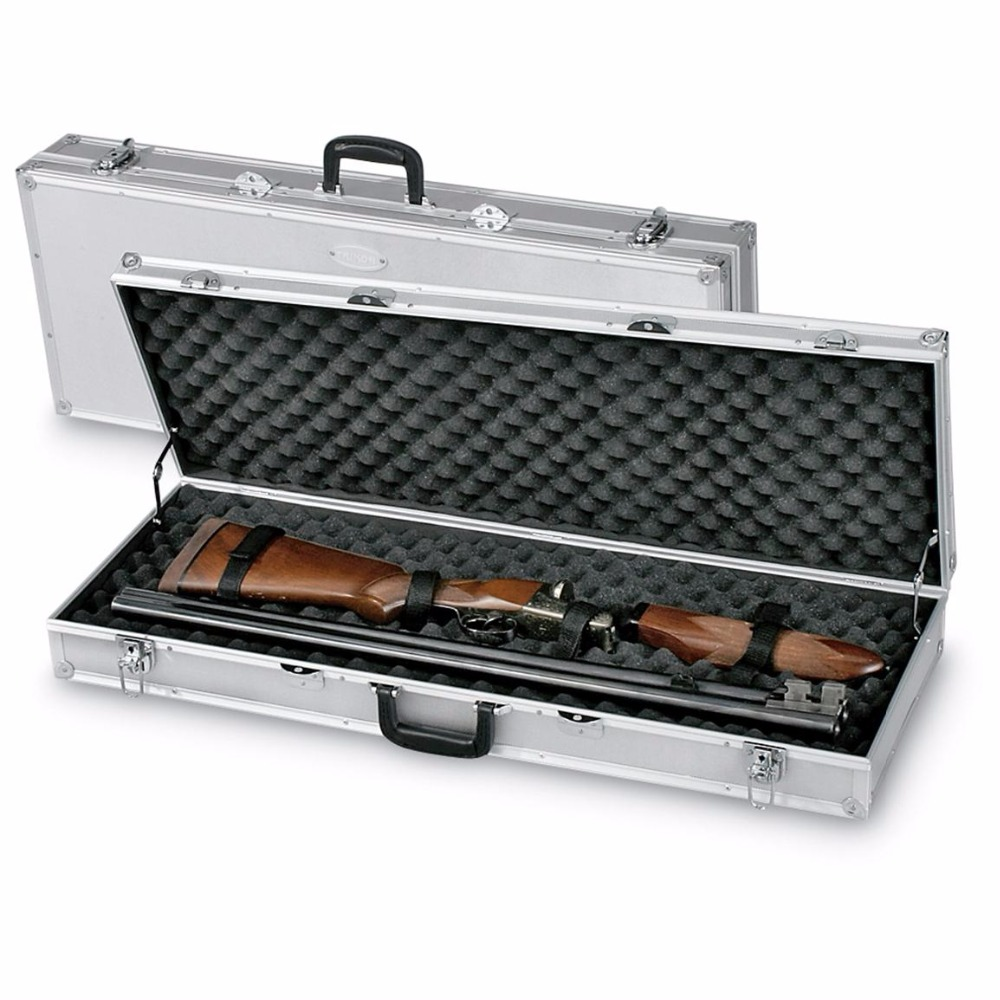 Aluminum Break down Shot gun Case