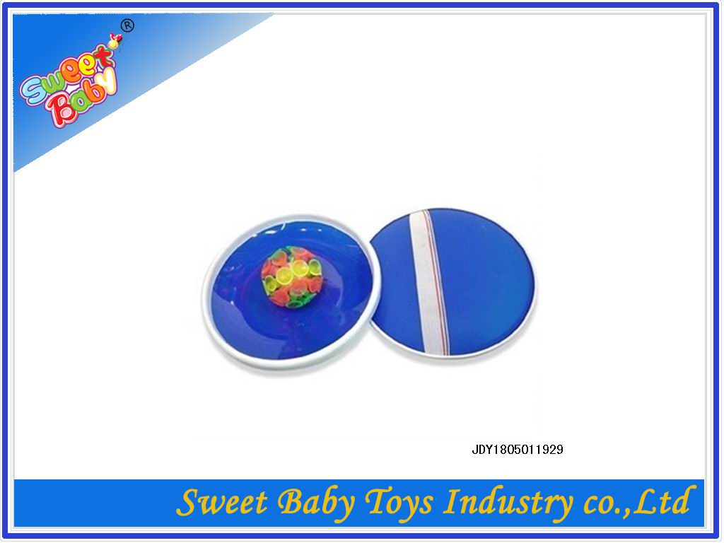 Hot Sale Flashing Suction Ball,Flashing Catch Ball,Promotion Sticky Ball