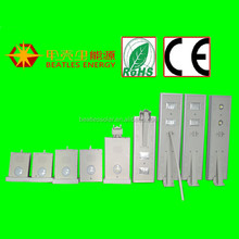 50w 60W all in one/integrated outdoor garden led solar light /street light