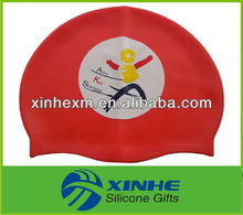 Ear protection silicone cap for water sports