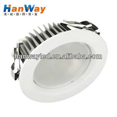 15W Aluminum 2x2 led ceiling light with reasonable price