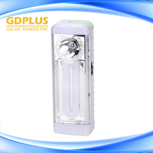 Remote controll home emergency led lamps good quality of 12v led emergency light