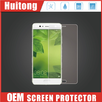 anti oil strengthened tempered glass screen protector for Huawei P10