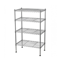 Popular used industrial metal home goods shelf/ goods rack/ cargo storage racking system