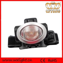 3 mode adjustable the cheapest 1 W LED portable head lamp