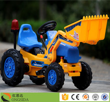 Wholesale Top Selling Electric Tractor For Children,Kids Ride On Excavator