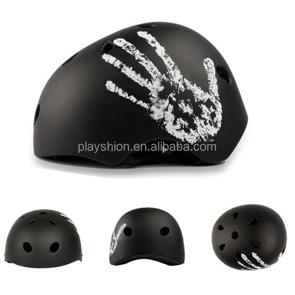 Bike Scooter Roller Derby Inline Skate Skateboard B-Box Helmet Size