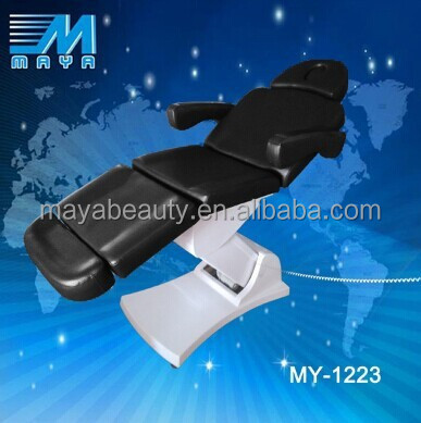 My-1223 Beauty Salon 2015 best chair electric massage facial bed for sale/portable massage beds