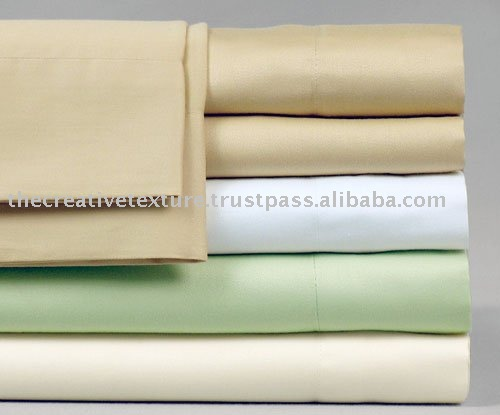 Organic bed sheet sets