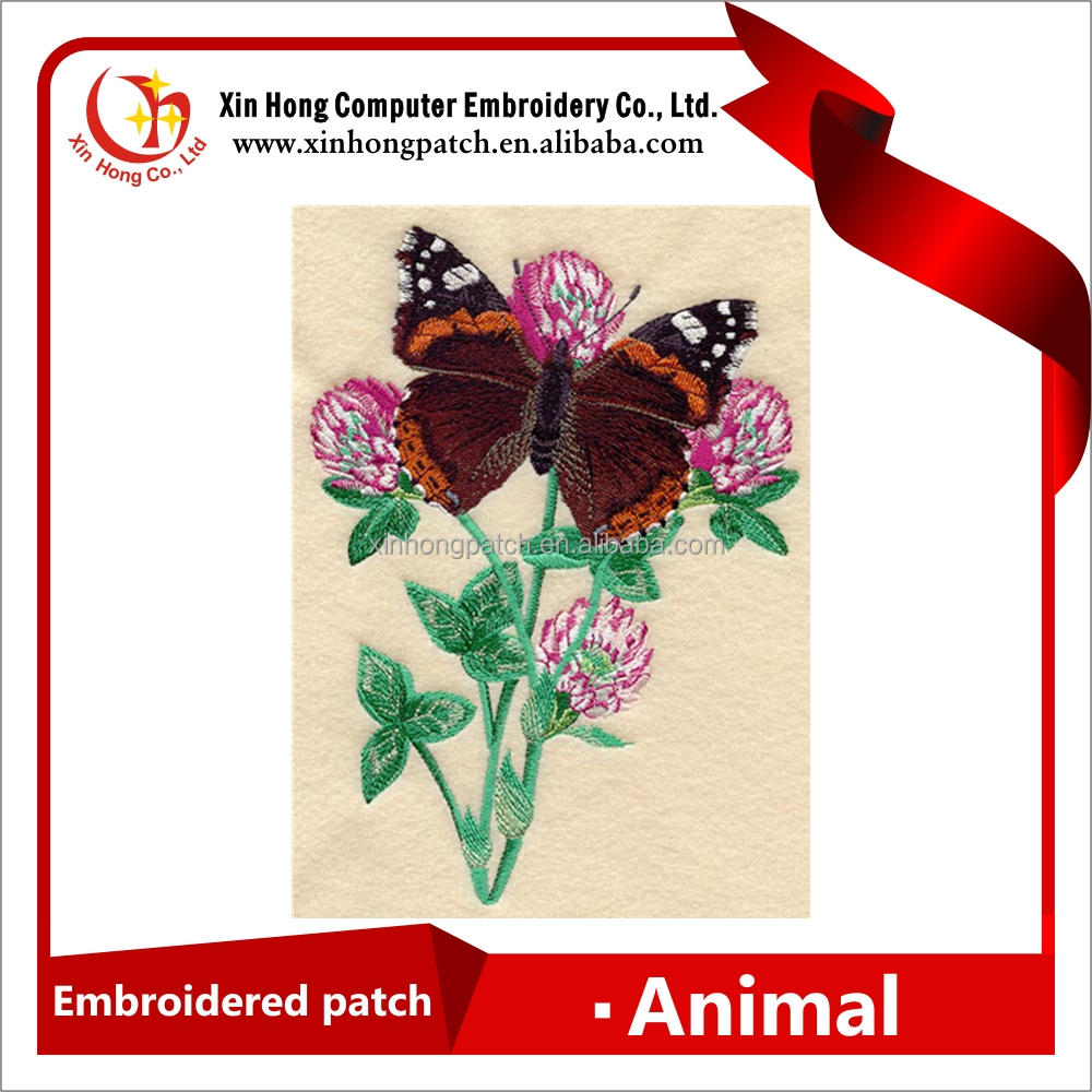 Wholesales Top Quanlity Embroidery Badges garment accessories