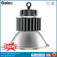 gold supplier factory price 200W 100W 150W high bay led lighting for food processing