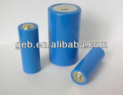 AA ER14505 3.6V 2400mAh Li-SOCL2 battery batteries for Water meter, smoke alarm, intelligent instrument
