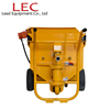 Automatic cement plastering machine for wall