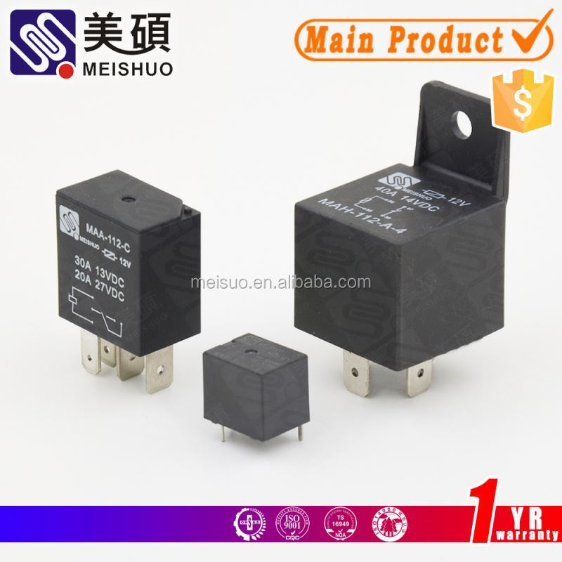 Meishuo electric motor overload protection thermal relay for Thermistor motor protection relay