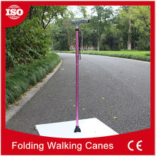 CY6051 8 Years no complaint Beatiful aluminium telescopic retractable walking sticks wholesale wood, tips for walking sticks