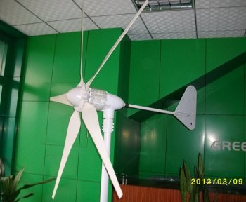 400w smart windmill use for water level warning system