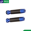 Top Quality CNC Aluminum Rubber Steering Motorcycle Handle Grips
