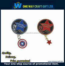 Badge pins maker cheap custom badge metal pin badge plating pins