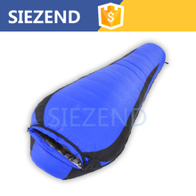 Promotion Product Development Travel Camping Waterproof Polyester Mummy Sleeping Bag