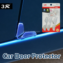 Newest PVC soft material car door protection strip