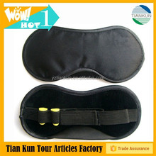 Custom OEM Polyester sleeping eye mask for promotional
