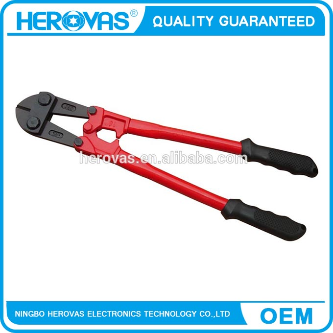 Construction hand tool bolt cutter, china cutting hand tool manufacturer