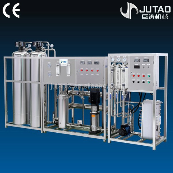 High desalting rate ro water machine water treatment plant with price