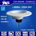 UL ES listed residential down lights 188mm 5/6inch Cut-out AC120V >80lm/w CRI>90 Ra90 Fixed LED Recessed Down lighting